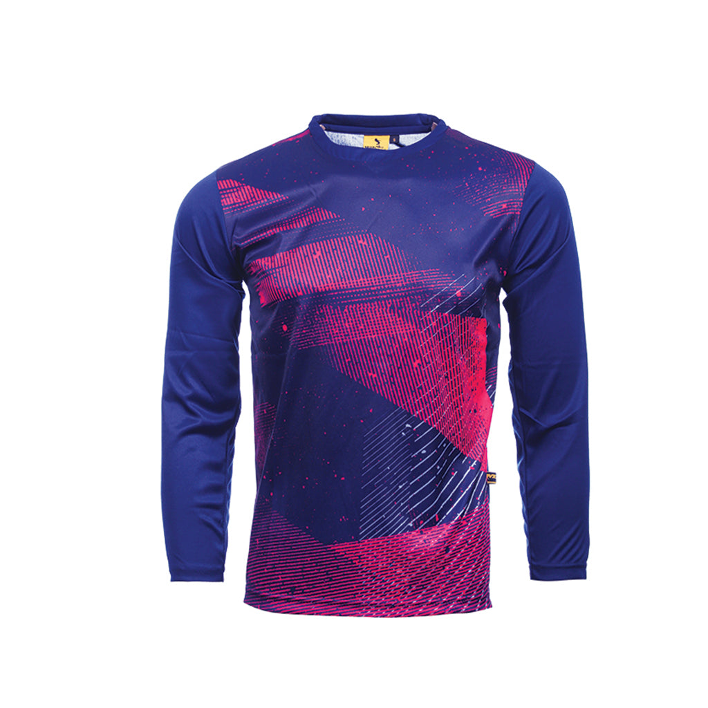 MULTISPORTS Sublimation Tee Long Sleeve Unisex Quick Dry STL 19-20