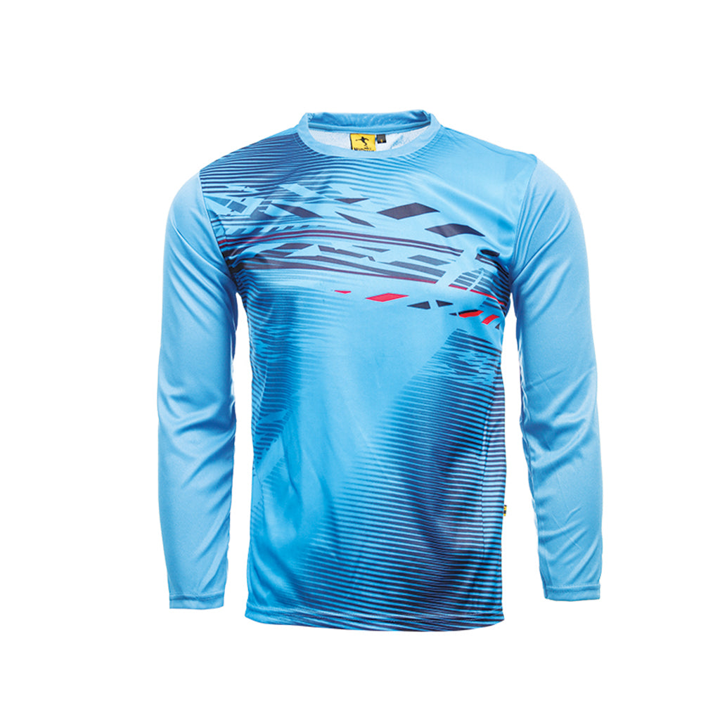 MULTISPORTS Sublimation Tee Long Sleeve Unisex Quick Dry STL 23-24