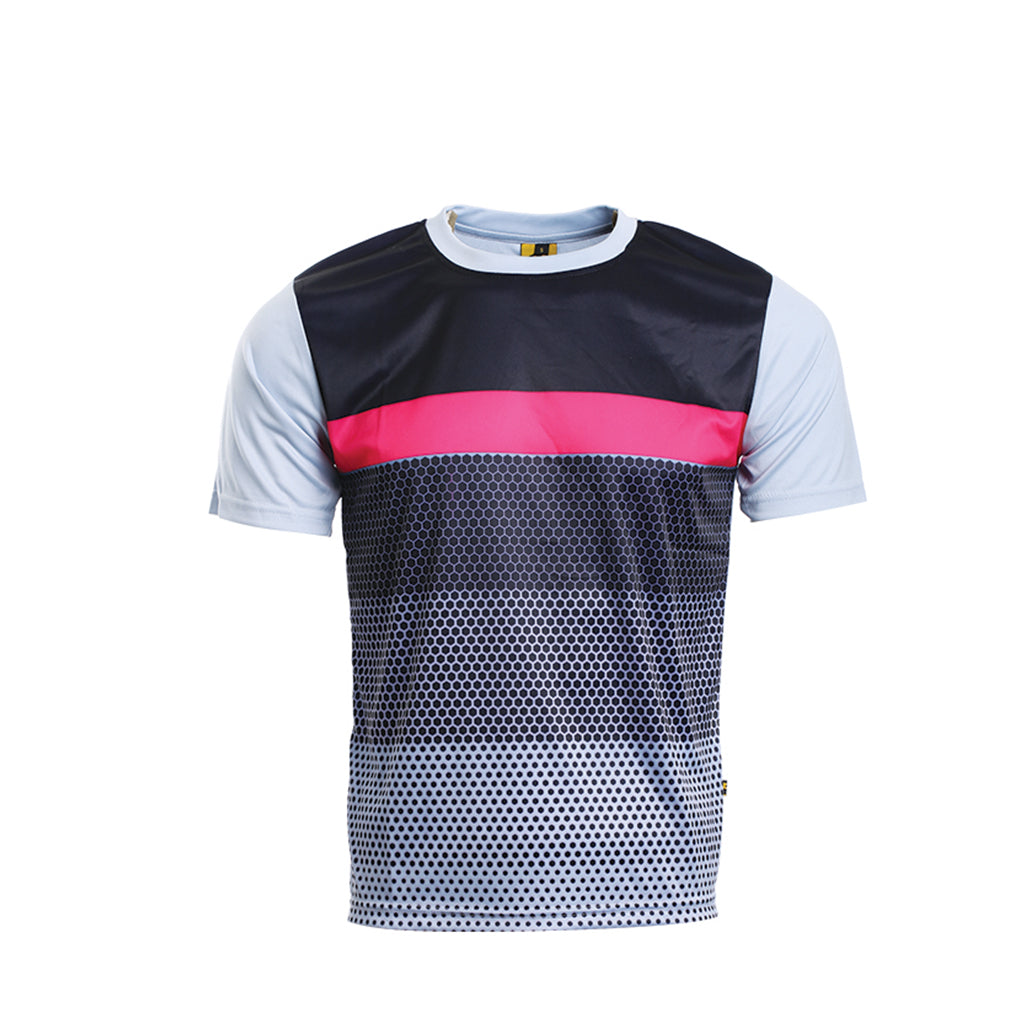 MULTISPORTS Promotion Sublimation Tee Senior Unisex Quick Dry STP 13-14