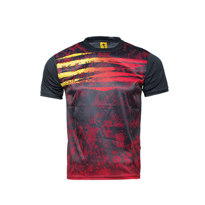 MULTISPORTS Promotion Sublimation Tee Senior Unisex Quick Dry STP 17-19