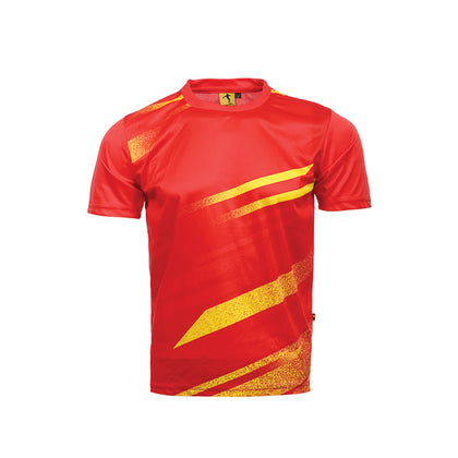 MULTISPORTS Promotion Sublimation Tee Senior Unisex Quick Dry  STP 26-28