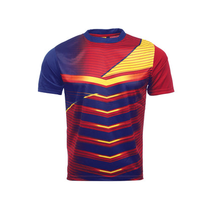 MULTISPORTS Promotion Sublimation Tee Senior Unisex Quick Dry  STP 29-31