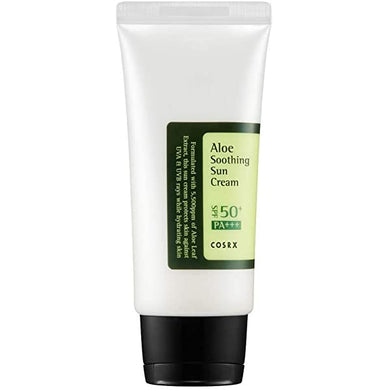Aloe Soothing Sun Cream SPF 50 (50ml)