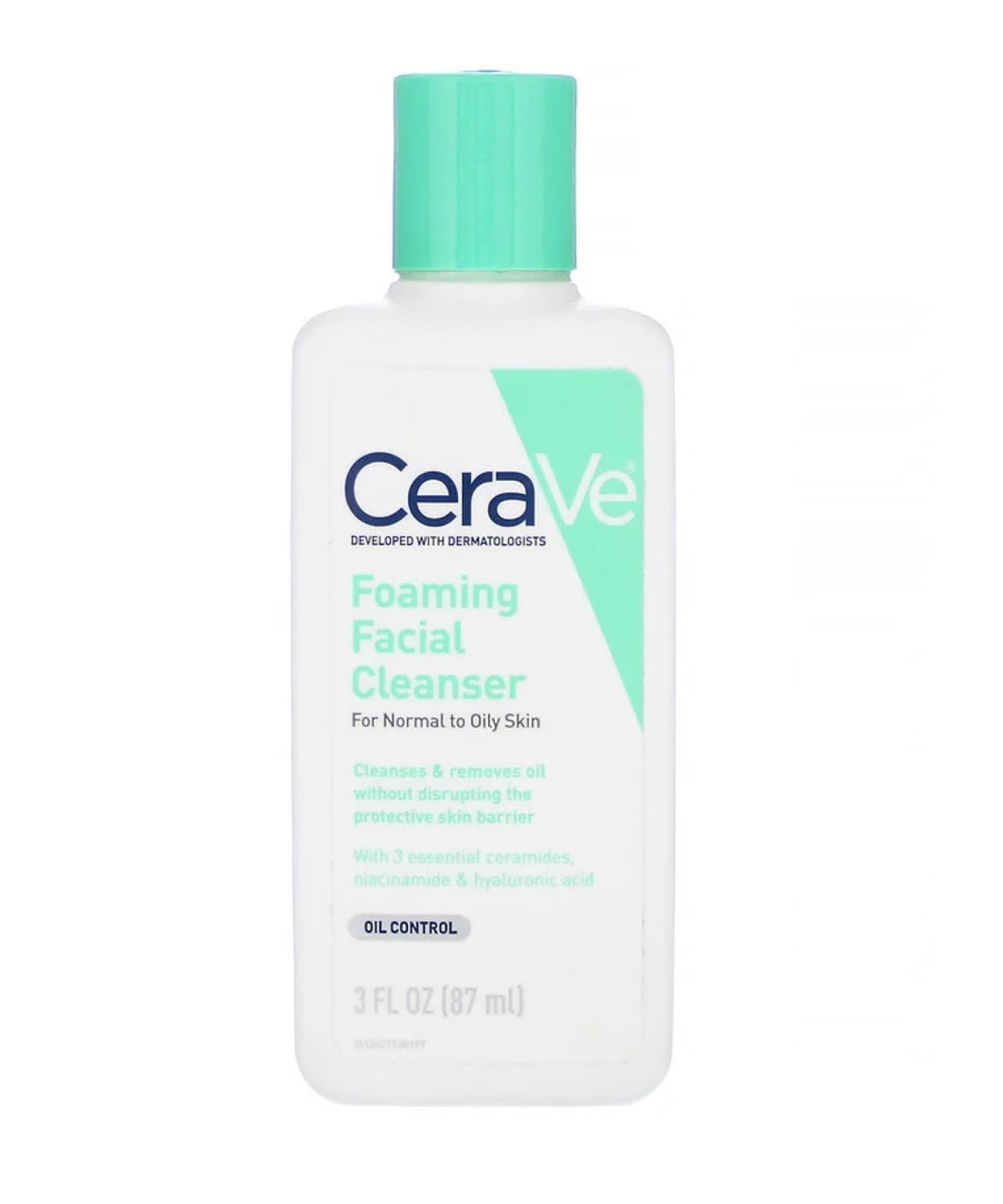 Cerave Foaming Facial Cleanser Travel Size in UAE