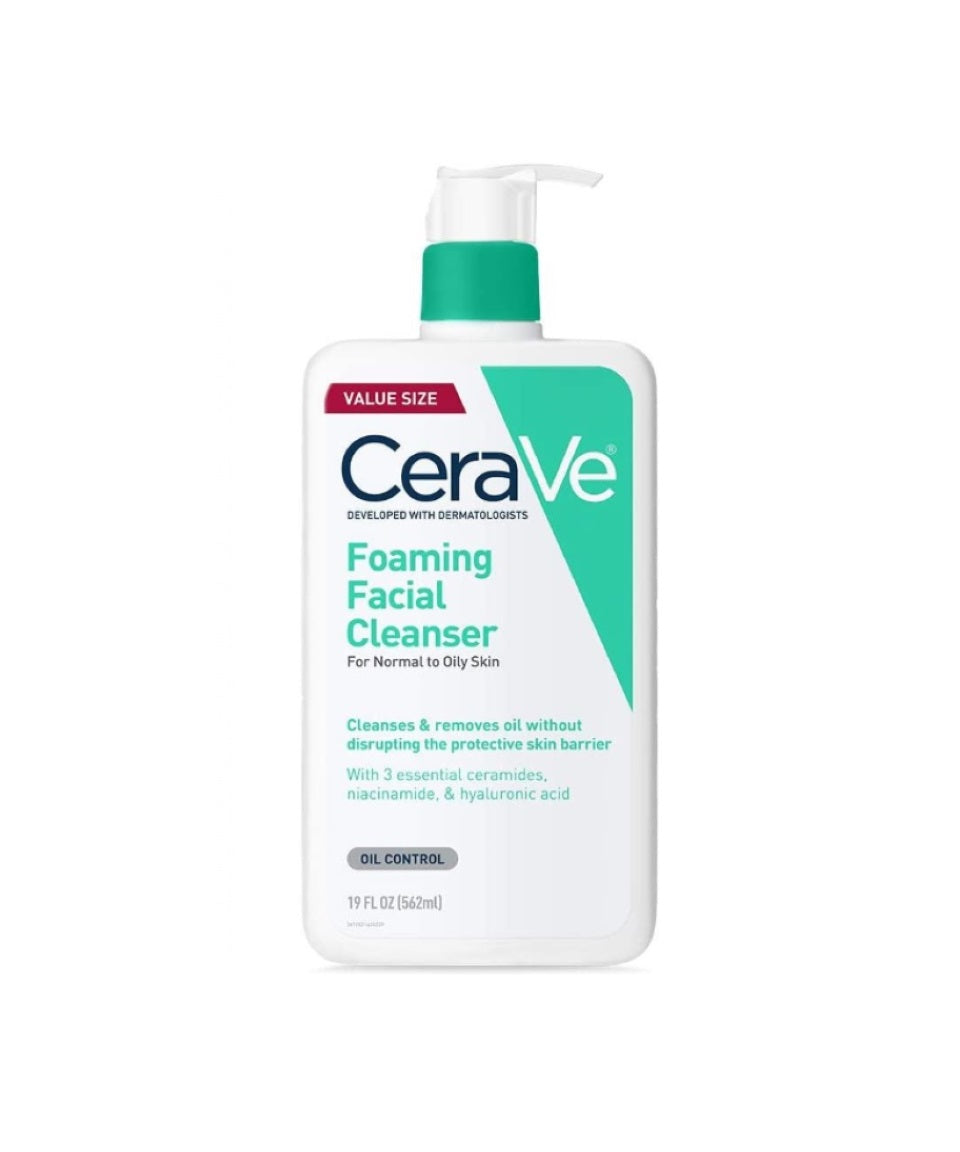 Cerave Foaming Facial Cleanser at Shopey.ae