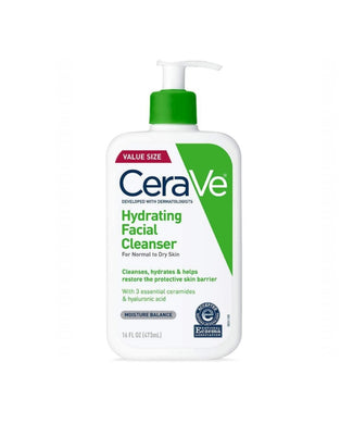 Cerave Hydrating Facial Cleanser at Shopey.ae