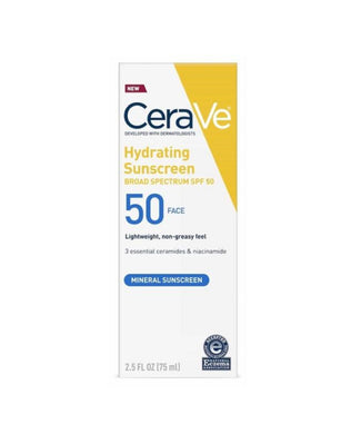 Cerave Hydrating Sunscreen at Shopey.ae