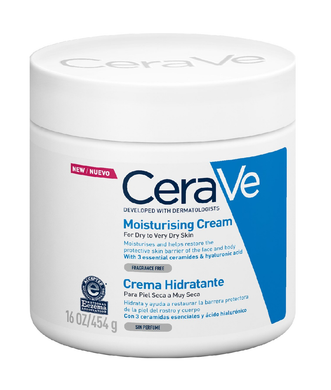 Cerave Moisturizing Cream for Dry to Very Dry Skin 16oz in UAE