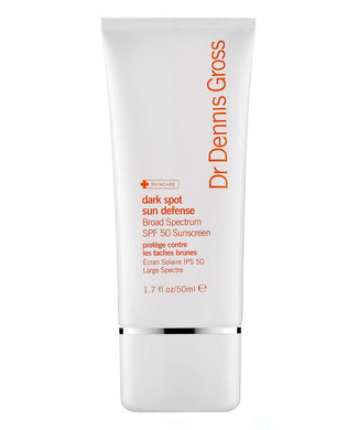 Dr. Dennis Gross Skincare Dark Spot Sun Defense Broad Spectrum SPF 50 in UAE at Shopey