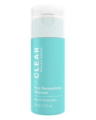 Paulas Choice Clear Cleanser 30ml in Dubai, Abu Dhabi and all over UAE at Shopey