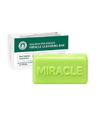AHA/BHA/PHA Miracle Soap by Some By Mi in UAE