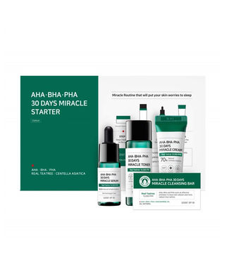 AHA BHA PHA Miracle Starter Kit by Some By Mi in UAE at Shopey