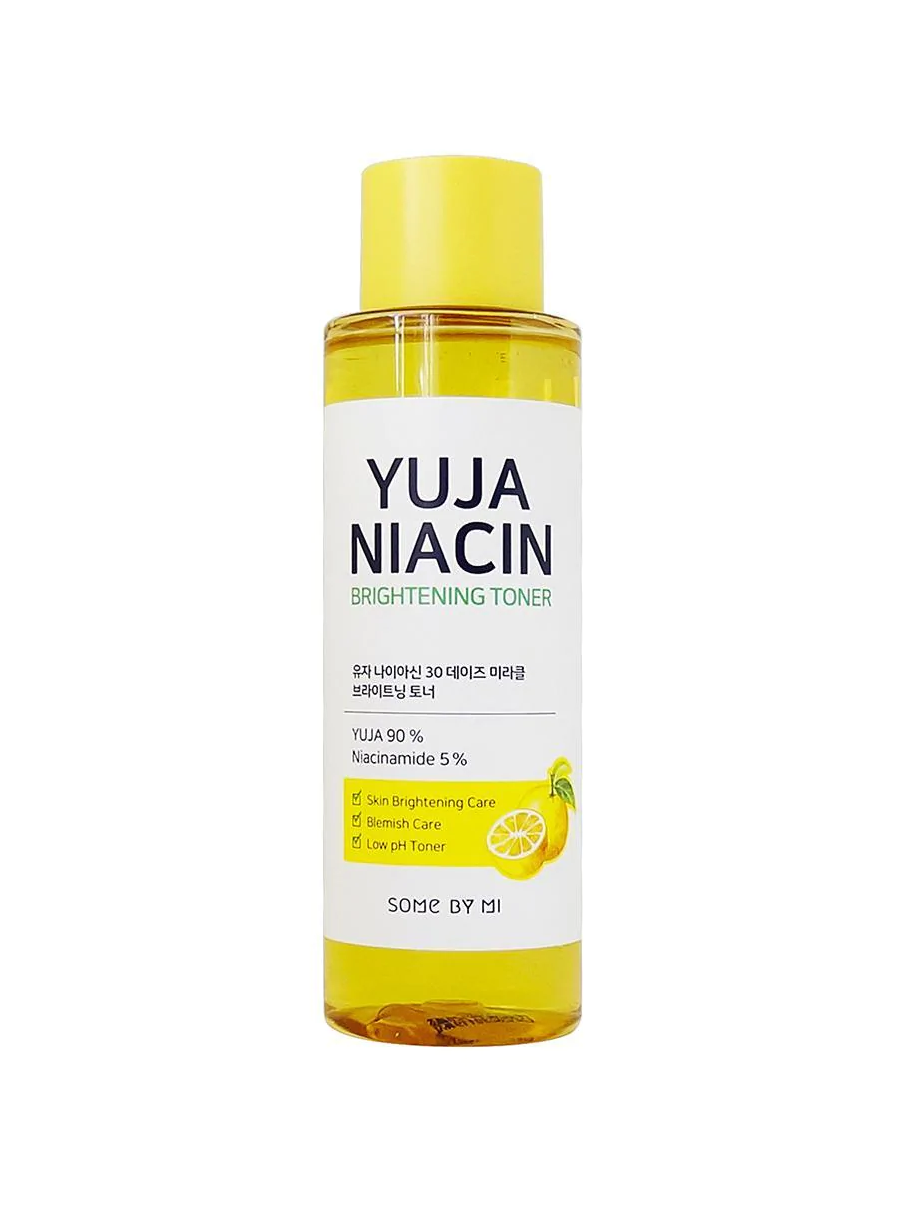 Yuja Niacin Brightening Toner by Some By Mi in UAE