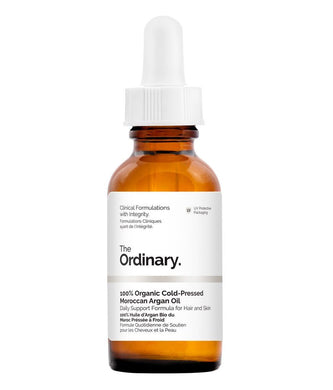 100% Organic Cold-Pressed Moroccan Argan Oil by The Ordinary in UAE