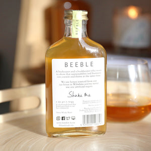 British Honey Spirit Drink made with Whisky