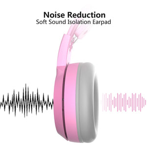 G951S Pink Cute Headphones