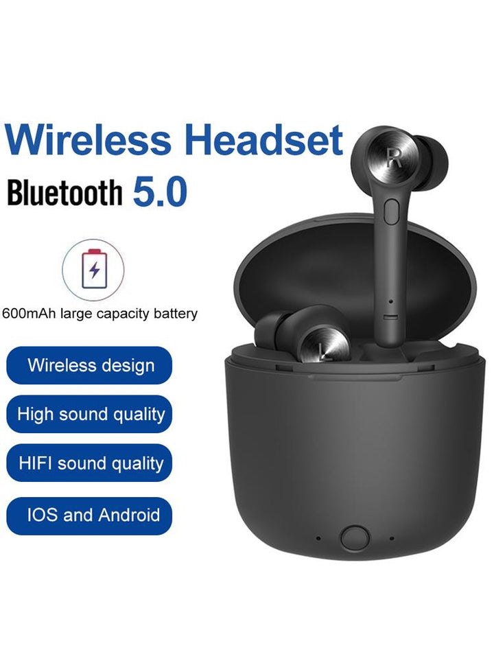 Hi Wireless Headset