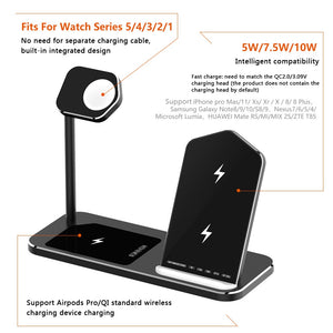 iWatch Fast Wireless Charger