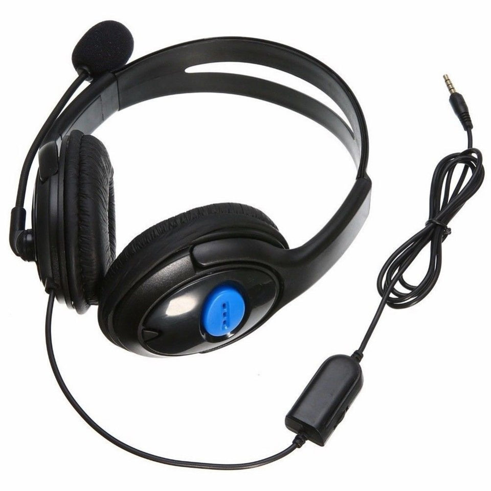 Wired Headphones With Microphone