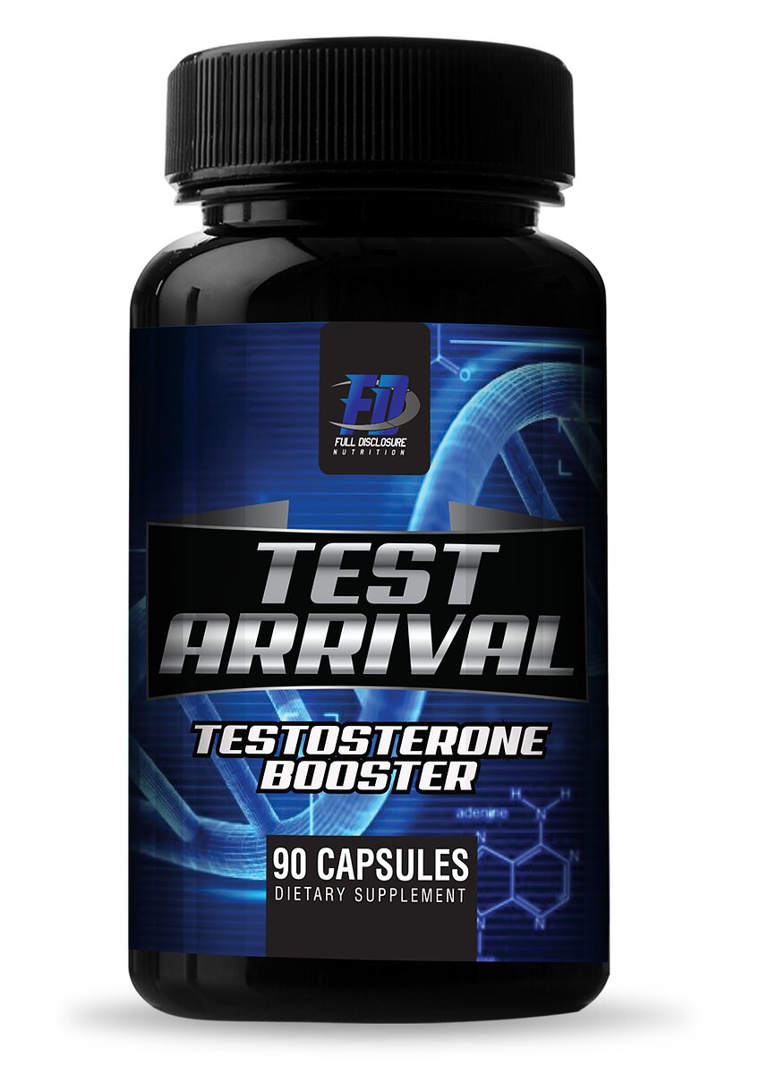 FD Nutrition Test Arrival