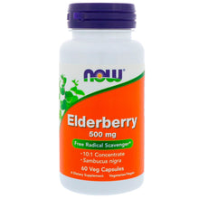 Load image into Gallery viewer, Elderberry 500mg