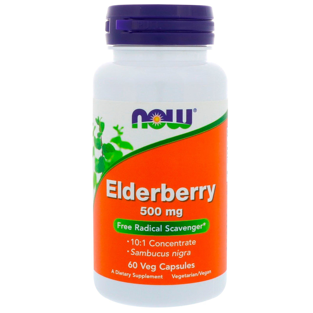Elderberry 500mg