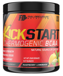 Kickstart Thermogenic BCAA