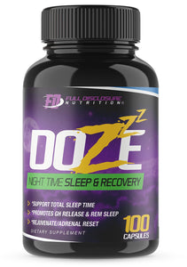 Doze Nighttime Sleep & Recovery