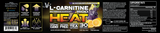 VMI L-Carnitine HEAT Powder