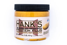 Load image into Gallery viewer, Hank's Protein Plus Peanut Spread
