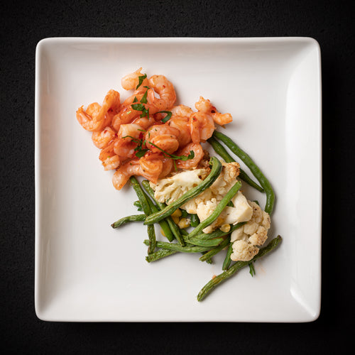 Sweet Chili Shrimp (Low Carb)