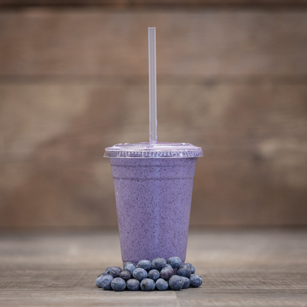 Blueberry Cobbler Smoothie