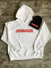 Load image into Gallery viewer, Empire Box Logo Hoodie & Beanie Combo