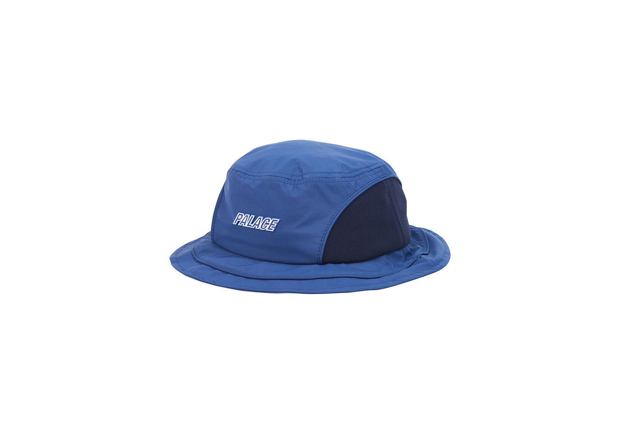 MOUNTAIN SHELL BUCKET HAT NAVY