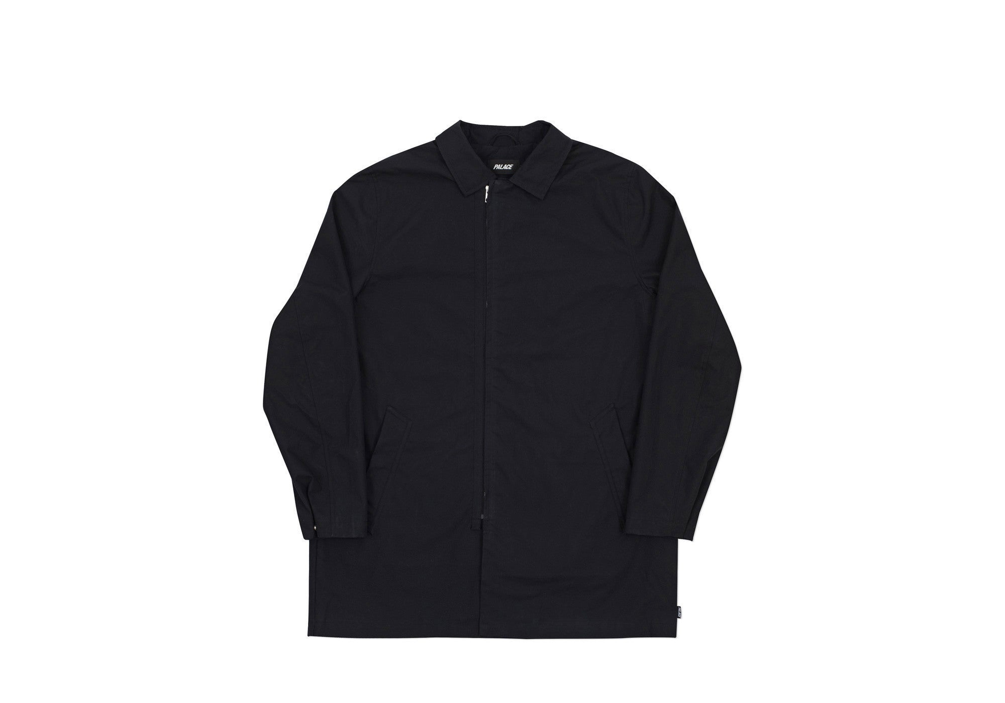 MACH 10 VENTILE JACKET BLACK