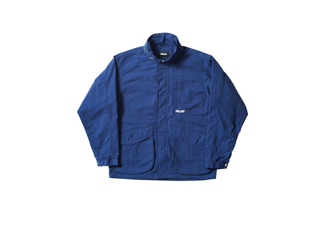 OUTWASH JACKET BLUE