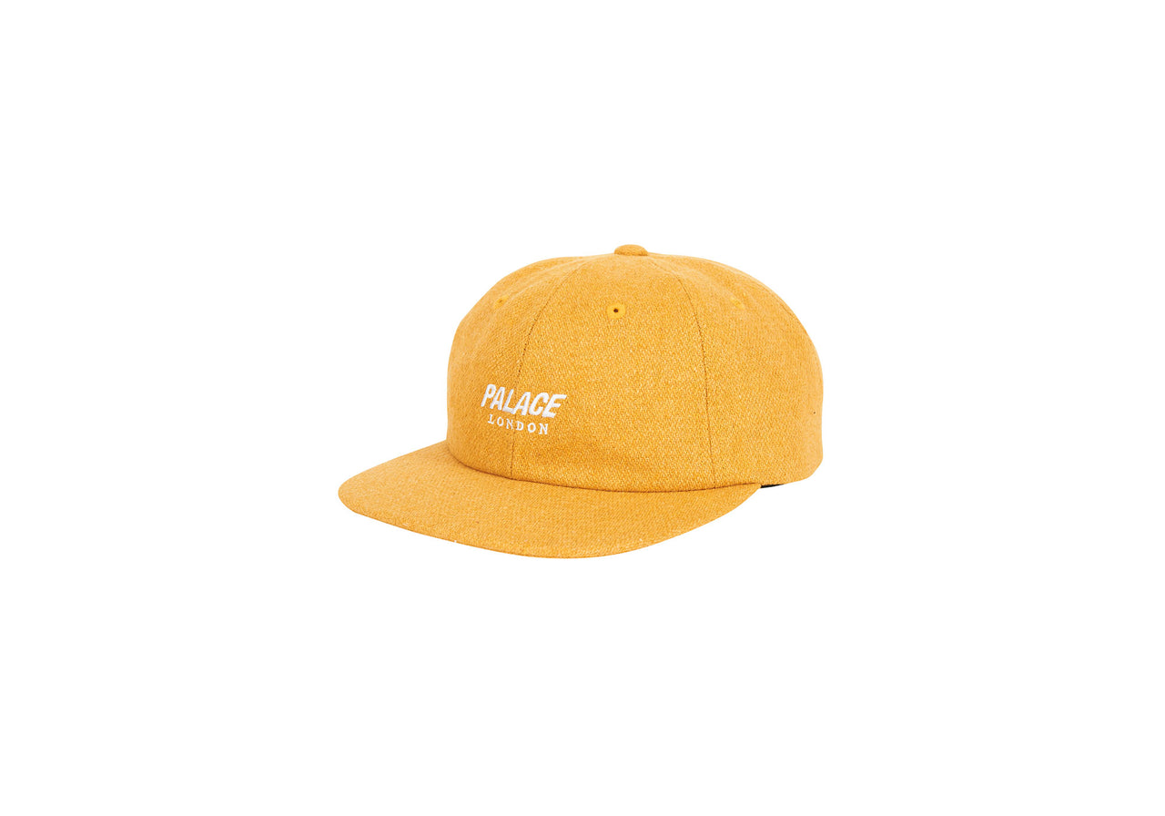 LDN 6-PANEL YELLOW WOOL