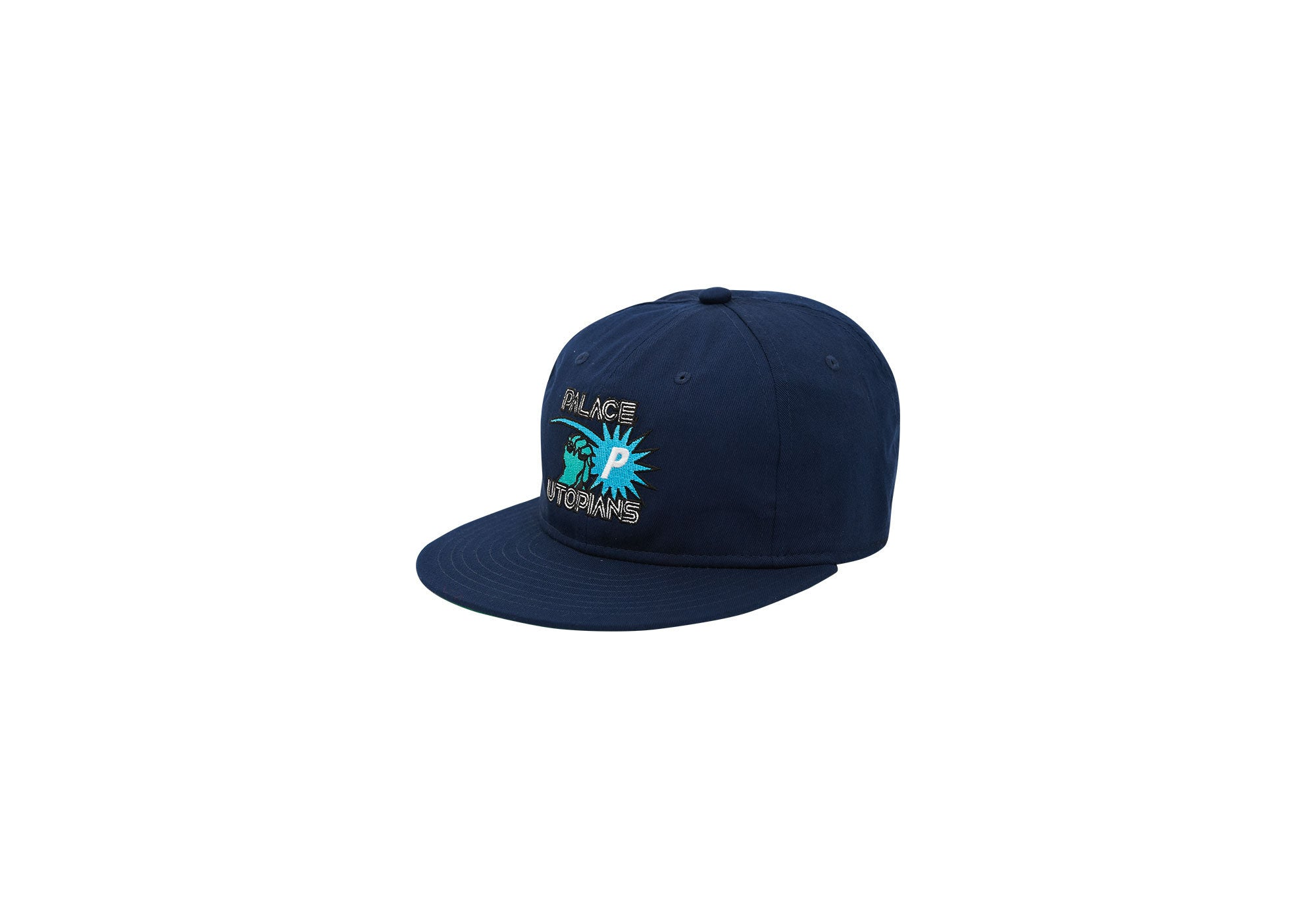 PALACE HANDY UTOPIANS 6-PANEL NAVY