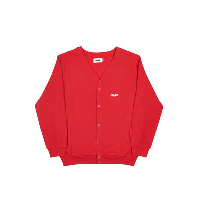 GRAMP PT DEUX CARDIGAN RED