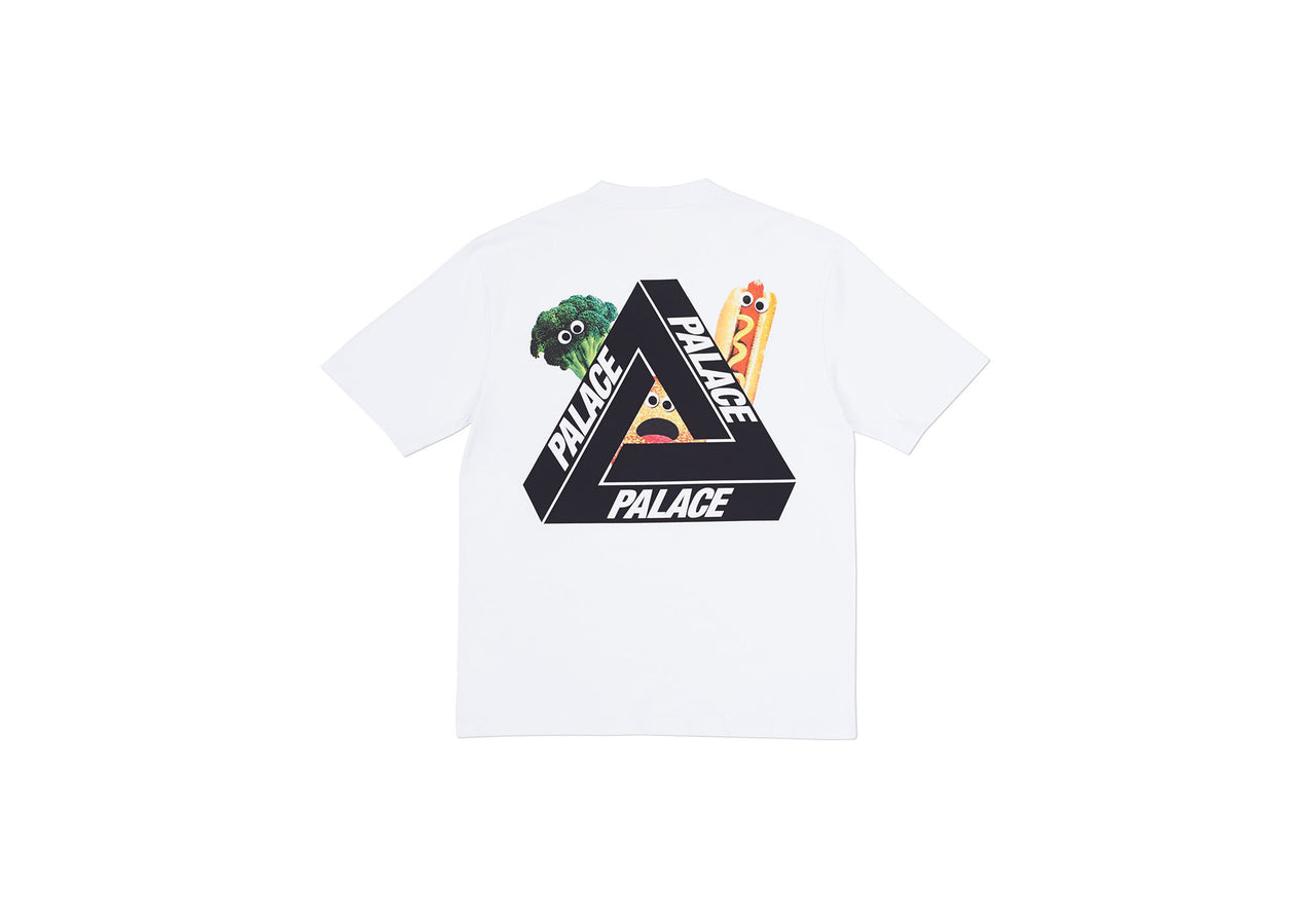 PAYNE T-SHIRT WHITE