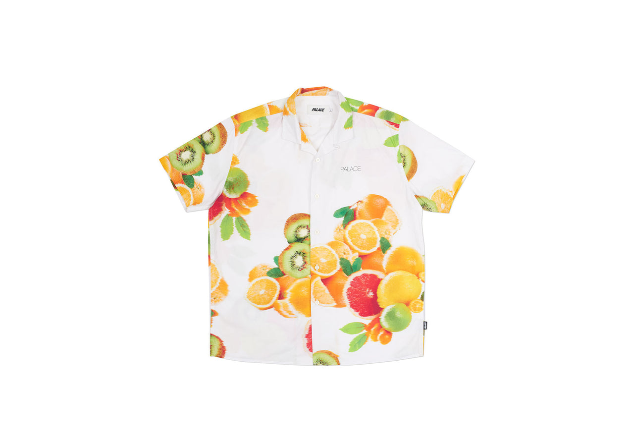 CITRUS ACID SHIRT WHITE