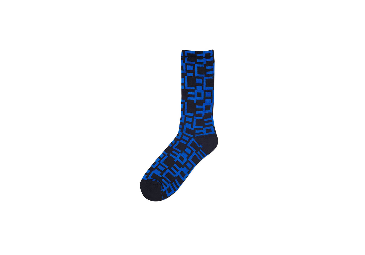STEPPER SOCK NAVY / BLACK