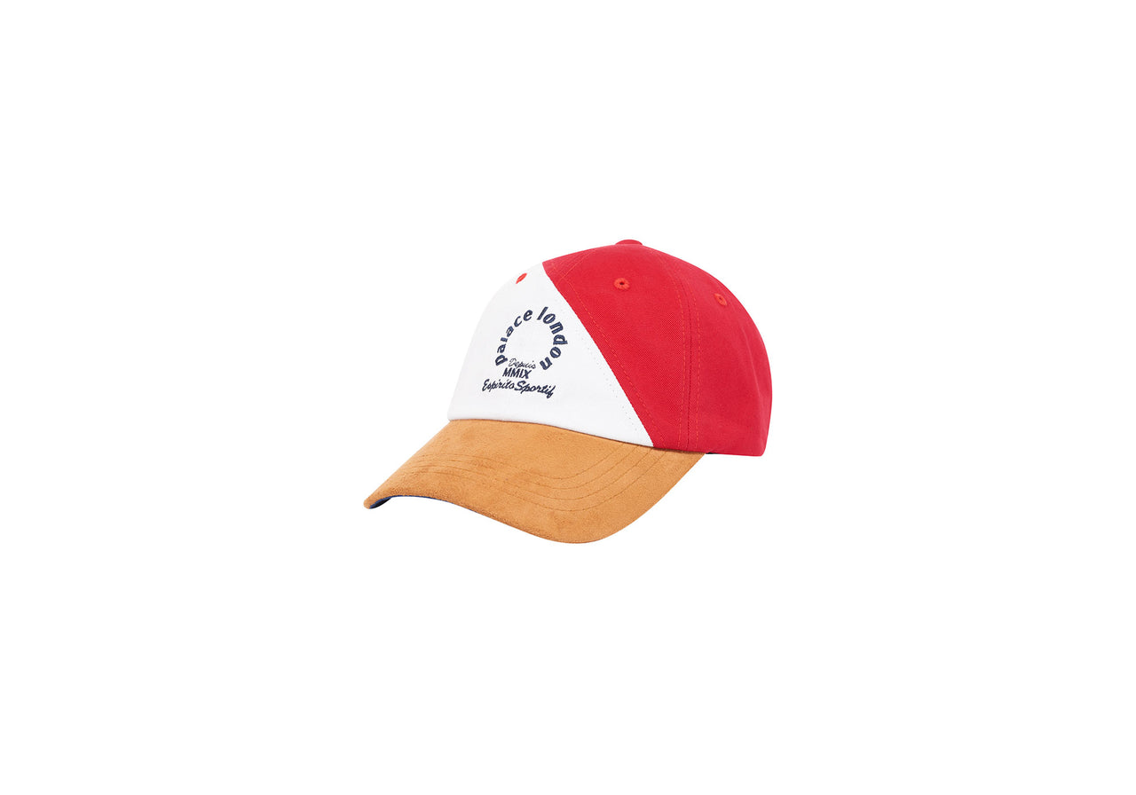 ESPIRITO 6-PANEL RED/WHITE