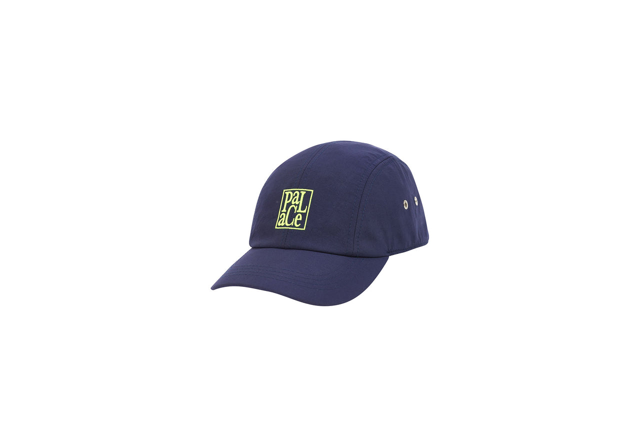 OGGLE SHELL RUNNING HAT NAVY
