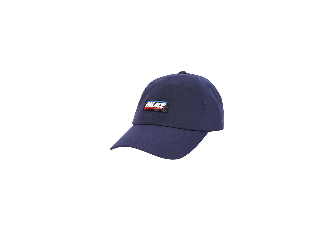 PATCH SHELL 6-PANEL BLUE