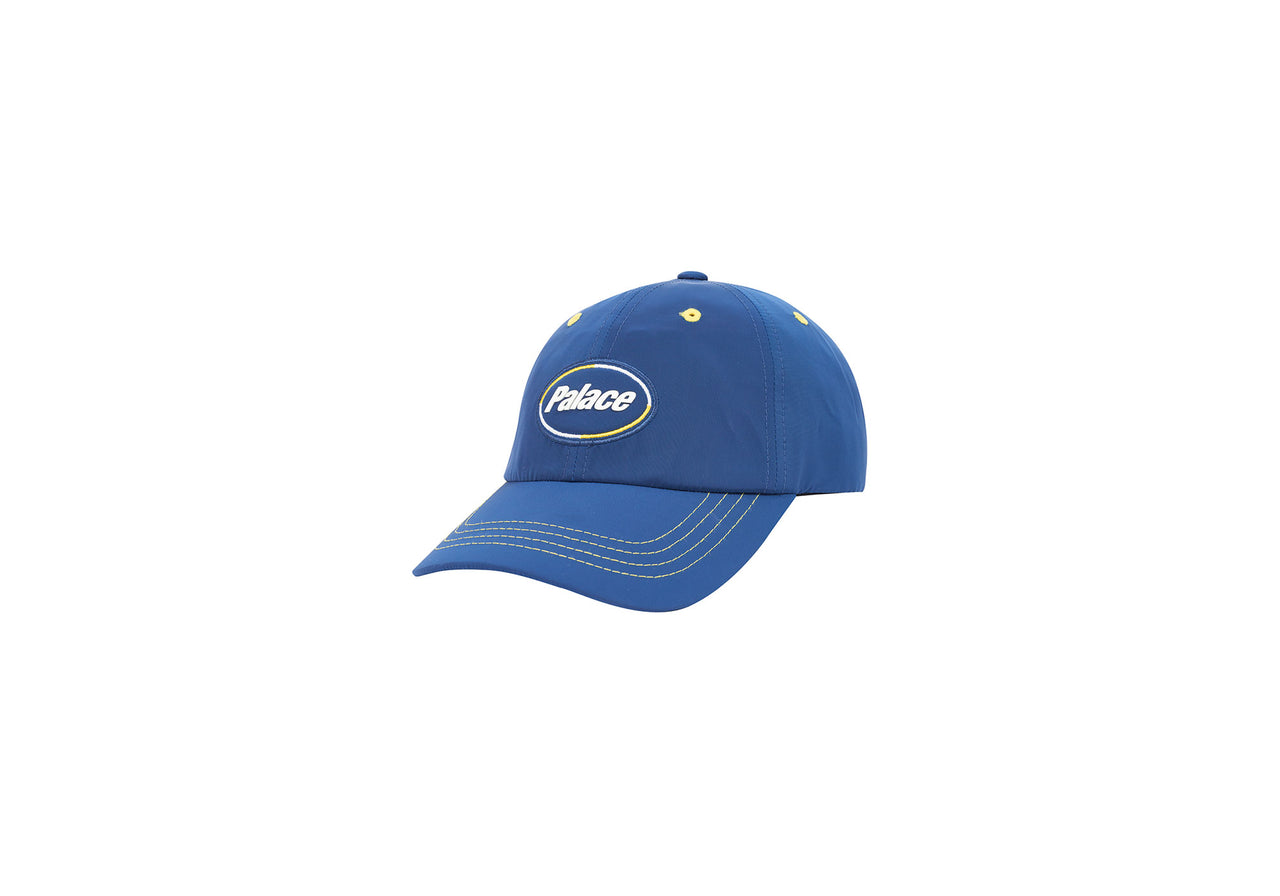 SPEEDWAY SHELL 6-PANEL BLUE