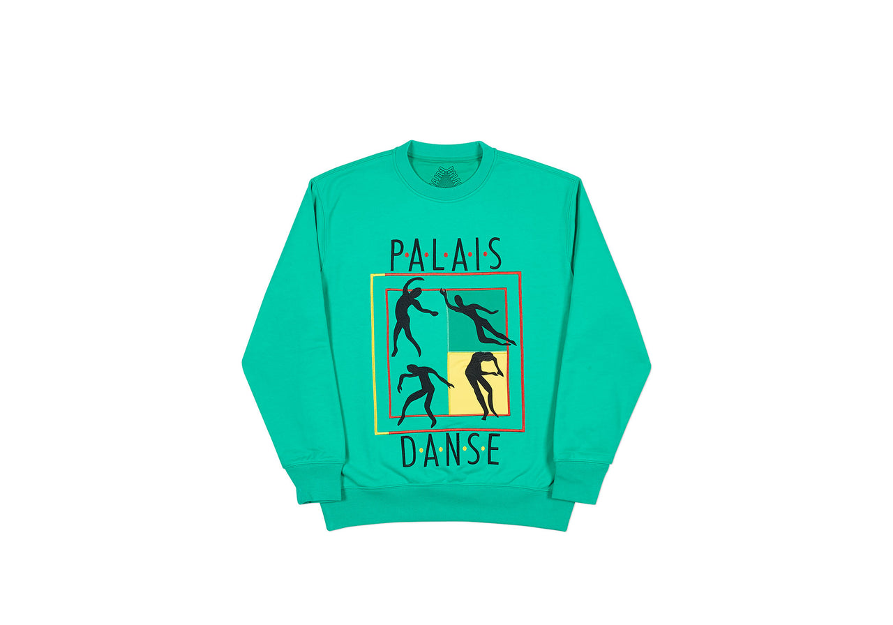 DANSE-CREW CREW POOL GREEN