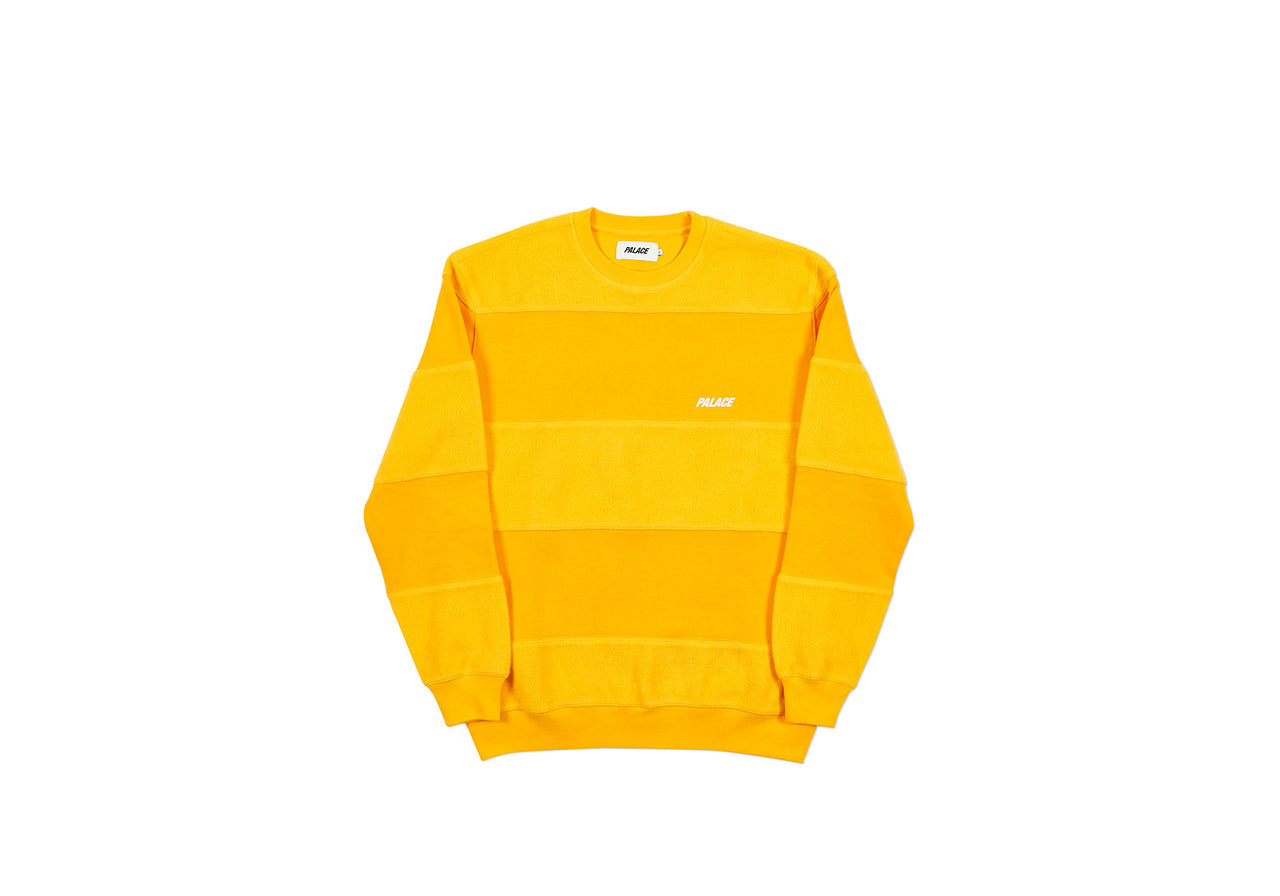 BRUSHER CREW YELLOW