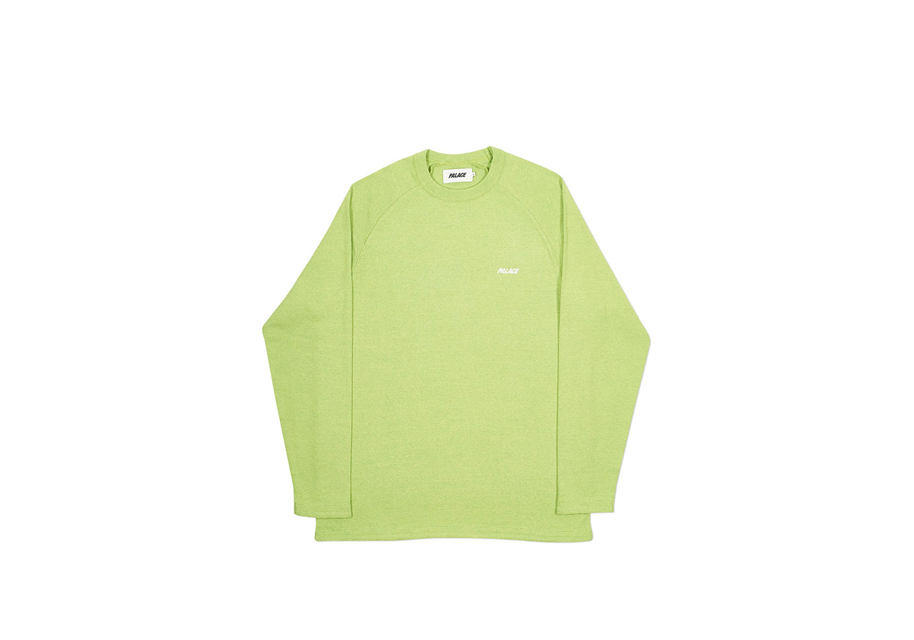 J-ARD LONGSLEEVE TOP GREEN