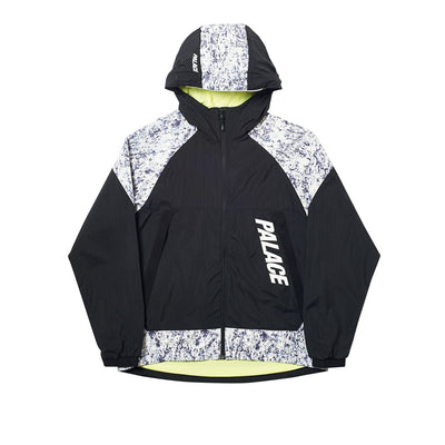 P-LITE RUN IT JACKET BLACK